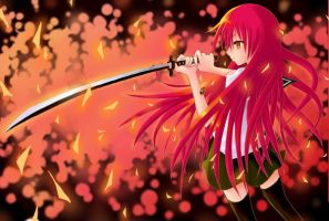shakugan no shana by xxxkiri