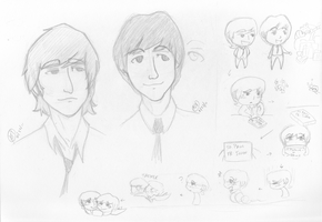 Lennon McCartney by Lol-Phail