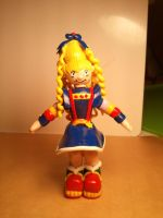 Rainbow Brite Figurine by AlternativeCuiro