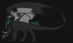 The Kings Dragon Darcia by DarkOverlord13