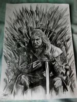 Bed Stark by Jamestyle
