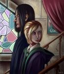 Two princes of Slytherin by RiddleIce