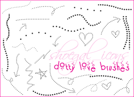 100x100 Dotty Brushes by kissncontrol
