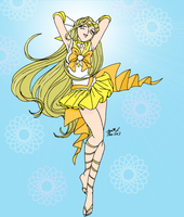Wip Sailor Sun coloring by Twisted0Muse0