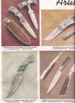 Knife World, August Issue with Logan Pearce by Logan-Pearce