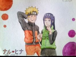naruhina for a friend by pumyte