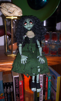 Vou The Melancholy Zombie by AgentDax