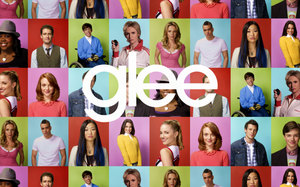 Glee - Promo WP by leleana