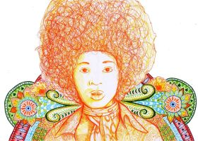 Betty Davis by beaulivres