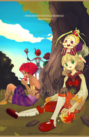 FFCC: Ring of Fates - Getting some rest by NetherworldQueen