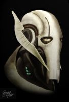 General Grievous Painting by Geonox