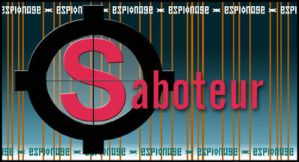 Saboteur by blue-fusion