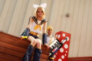 Morning Tune Kagamine Overture by Amano7