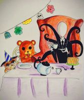 Tea Party by FrauV8