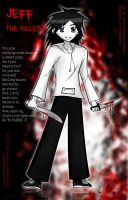 Jeff the Killer by kazaki03