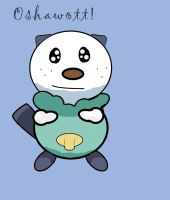 Oshawott! by bbpenguin