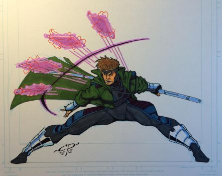 Gambit by ChawliePawpit