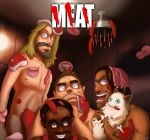 YoVideogames!: Meat!!! by CWiet
