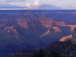 Grand canyon. by floodlessness