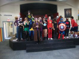 RonCon 2012 - All Costumes by DrSlavic