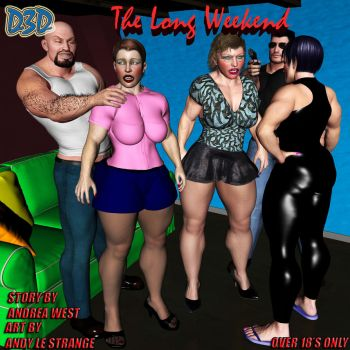 Long Weekend Cover 2 by D3D-PerilArt