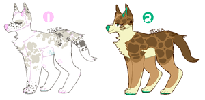 Adopt collab auction | closed by Flovvers