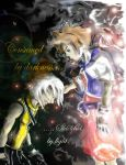 Sora and Riku- rescued by Mrknownothing