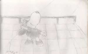 Snoopy: Flash Beagle by Sychowalker