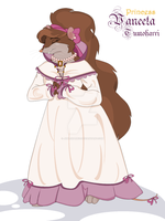 Vaneeta In Her Nightgown by Jublenarris