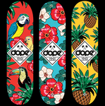 Dope skateboard design by YoBarte