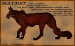 Simple Ref: Mafdet by Taralupe