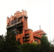 Tower of Terror by x20jellybean06x