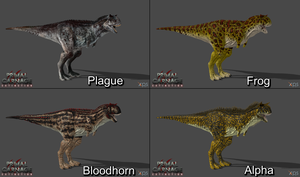 [PCE] Carno Skin Pack #1 by Phelcer