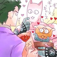 JJBA - 13 - Cats Likes....? by george-george