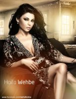 HaifaWehbe New Retouch Design by A7MDTikO