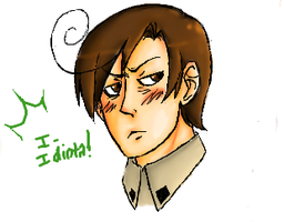 iScribbly Romano doodle by universe-punch