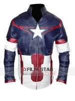 Age of Ultron Chris Evans Jacket by Avengers2AgeOfUltron