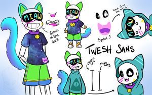 Twesh by UniverseCipher