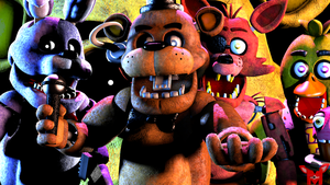 FNaF SFM: Join us! by Mikol1987