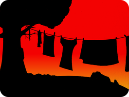 Fevers, The Laundry, A Devil: A Ruga Rato Story by NeuronPlectrum
