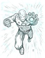 iRONMAN rough by FlowComa