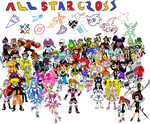 All star cross teamwork 1 by tomyucho