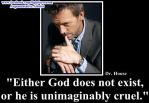 Dr. House hits it again. by AAtheist