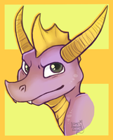 Spyro by PsykoaktiveFantasi