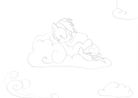Dash on a cloud :animated: by jade8921