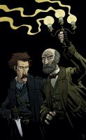 Carnacki and John Silence by mscorley