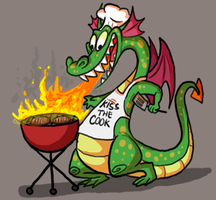 It's grillin' time by Kaaziel