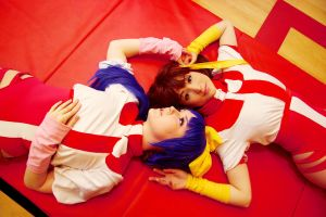 Partners - Gunbuster by Mostflogged
