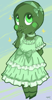 Sweet lolita Calliope by midnight-carapace