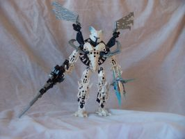 Bionicle MOC: Delik revamped by jumpstartautobot